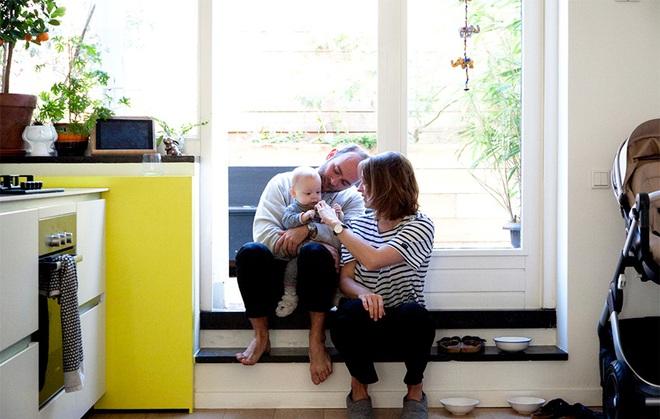 Căn hộ nhỏ bình yên với gam màu tự nhiên của vợ chồng trẻ này lại là mơ ước của biết bao người - Ảnh 11.