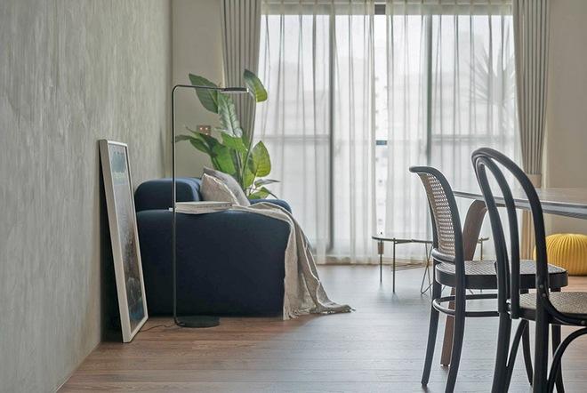 Căn hộ nhỏ vỏn vẹn 35m² trang trí theo phong cách Retro đẹp mê mẩn của cặp vợ chồng trẻ - Ảnh 4.