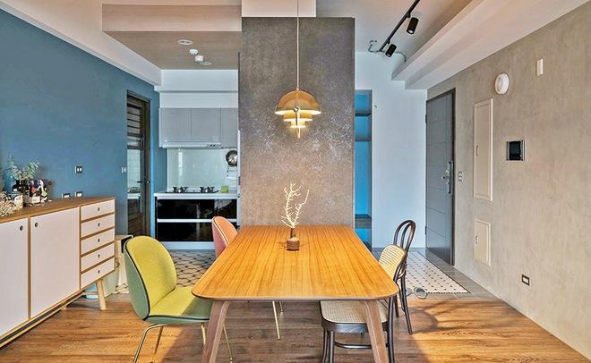 Căn hộ nhỏ vỏn vẹn 35m² trang trí theo phong cách Retro đẹp mê mẩn của cặp vợ chồng trẻ - Ảnh 8.