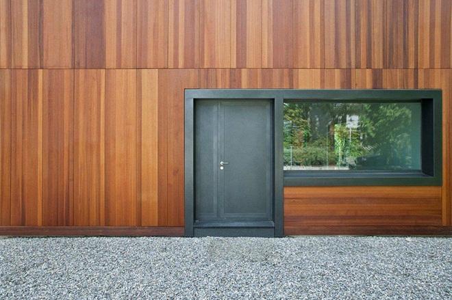 Chỉ lối vào nhà thôi cũng có đủ kiểu thiết kế cho bạn lựa chọn rồi - Ảnh 4.