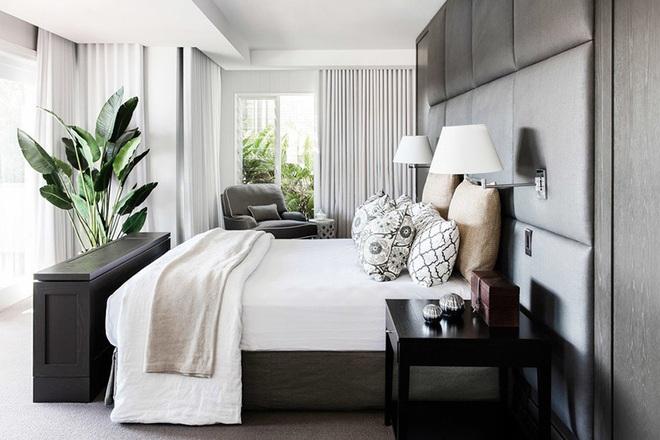 Có những căn phòng ngủ khiến bạn chẳng muốn rời chân nửa bước - Ảnh 2.