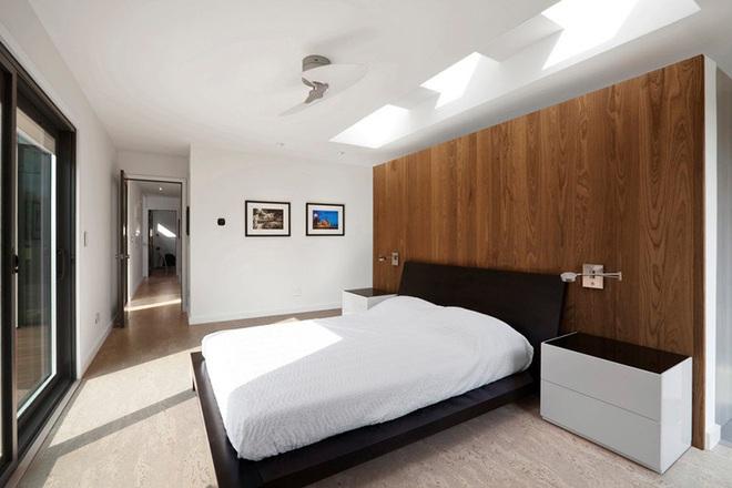 Có những căn phòng ngủ khiến bạn chẳng muốn rời chân nửa bước - Ảnh 5.