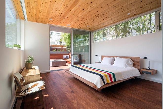 Có những căn phòng ngủ khiến bạn chẳng muốn rời chân nửa bước - Ảnh 14.