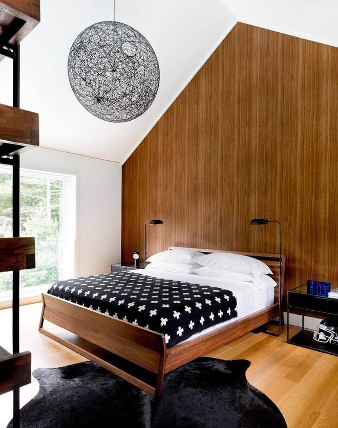 Có những căn phòng ngủ khiến bạn chẳng muốn rời chân nửa bước - Ảnh 15.