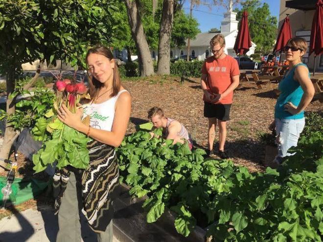 Khu vườn tạo cảm hứng cho hàng nghìn trẻ em yêu thích trồng trọt ở Mỹ - Ảnh 12.