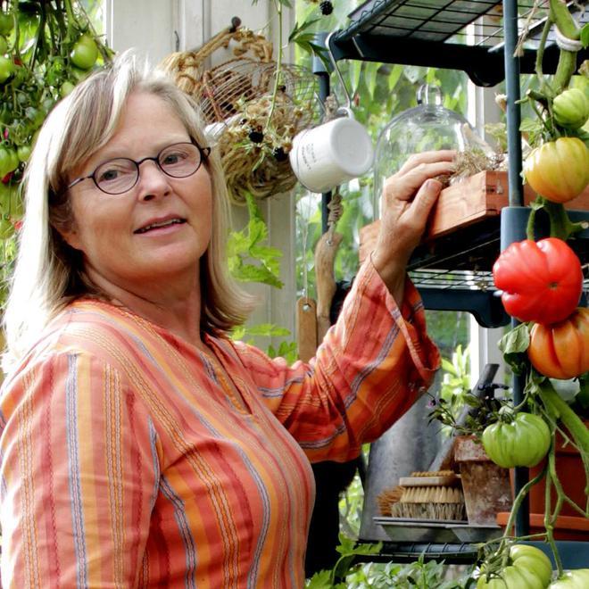 Khu vườn bạt ngàn rau quả sạch của người phụ nữ bắt đầu làm vườn từ năm 10 tuổi - Ảnh 8.