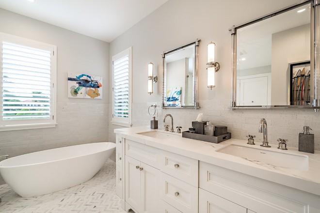 Chẳng thể tin lại có những căn phòng tắm đầy mê hoặc đến thế - Ảnh 2.
