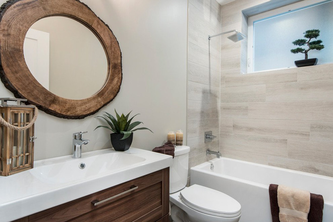 Chẳng thể tin lại có những căn phòng tắm đầy mê hoặc đến thế - Ảnh 3.
