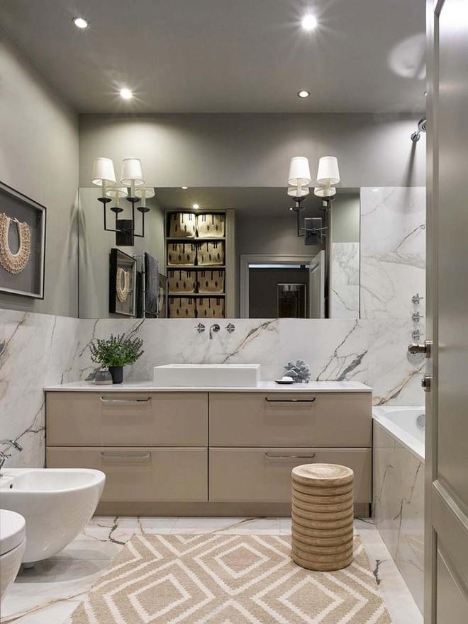 Chẳng thể tin lại có những căn phòng tắm đầy mê hoặc đến thế - Ảnh 10.