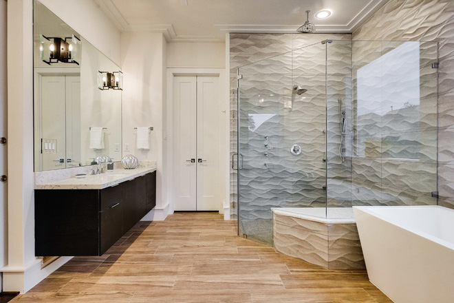 Chẳng thể tin lại có những căn phòng tắm đầy mê hoặc đến thế - Ảnh 12.