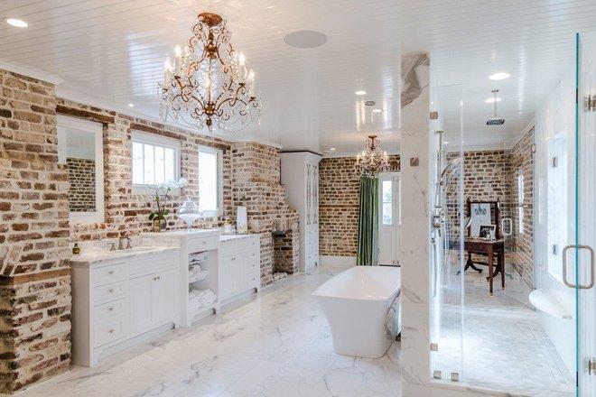 Chẳng thể tin lại có những căn phòng tắm đầy mê hoặc đến thế - Ảnh 14.