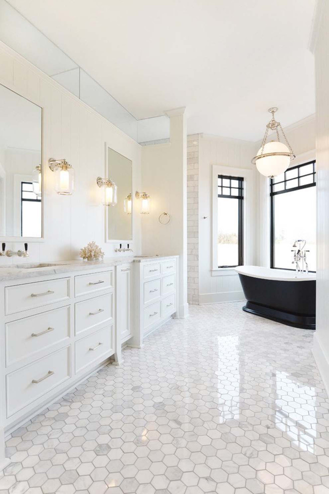 Chẳng thể tin lại có những căn phòng tắm đầy mê hoặc đến thế - Ảnh 16.