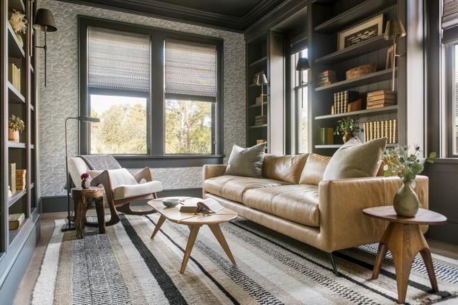 Lịm tim với những căn phòng khách kết hợp hài hòa giữa truyền thống và hiện đại - Ảnh 2.