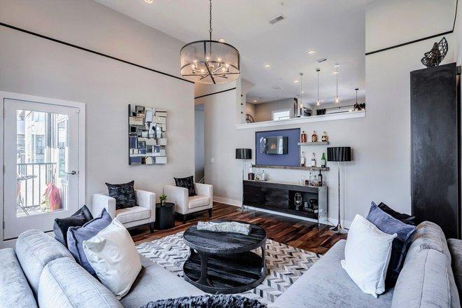 Lịm tim với những căn phòng khách kết hợp hài hòa giữa truyền thống và hiện đại - Ảnh 3.