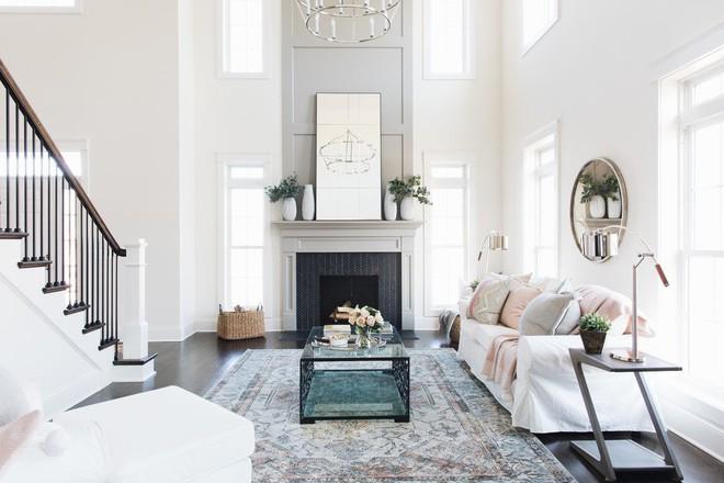 Lịm tim với những căn phòng khách kết hợp hài hòa giữa truyền thống và hiện đại - Ảnh 8.