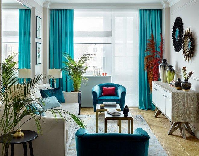 Lịm tim với những căn phòng khách kết hợp hài hòa giữa truyền thống và hiện đại - Ảnh 9.