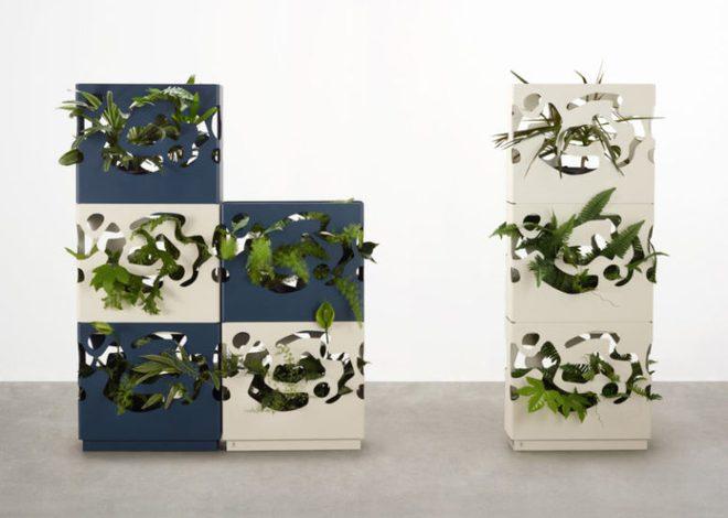 Chậu trồng cây trong nhà cực tiện lợi dành cho những người yêu thiên nhiên - Ảnh 5.