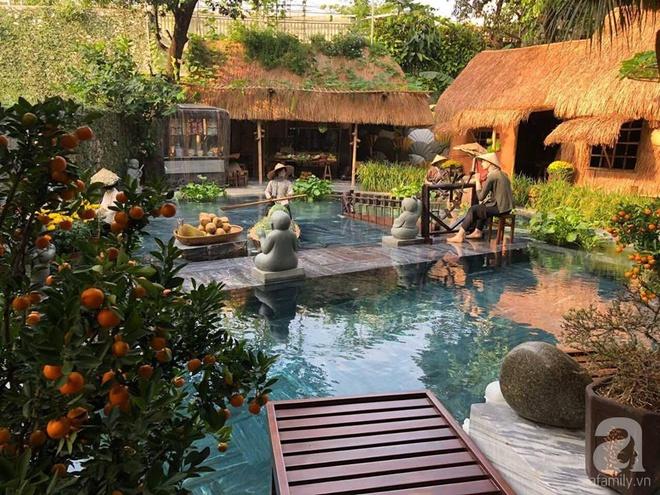 Thăm căn nhà vườn rộng đến 2000m² đậm chất quê của NTK Đinh Văn Thơ giữa lòng Sài Gòn - Ảnh 3.