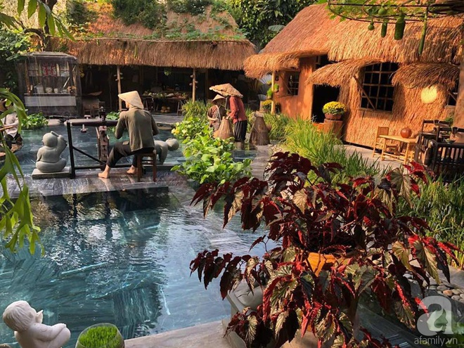 Thăm căn nhà vườn rộng đến 2000m² đậm chất quê của NTK Đinh Văn Thơ giữa lòng Sài Gòn - Ảnh 7.
