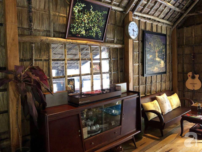 Thăm căn nhà vườn rộng đến 2000m² đậm chất quê của NTK Đinh Văn Thơ giữa lòng Sài Gòn - Ảnh 18.