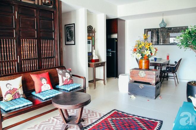 Phảng phất nét xưa trong căn hộ của người đàn ông yêu vẻ đẹp truyền thống Việt ở Sài Gòn - Ảnh 5.