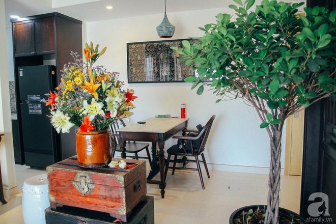 Phảng phất nét xưa trong căn hộ của người đàn ông yêu vẻ đẹp truyền thống Việt ở Sài Gòn - Ảnh 6.