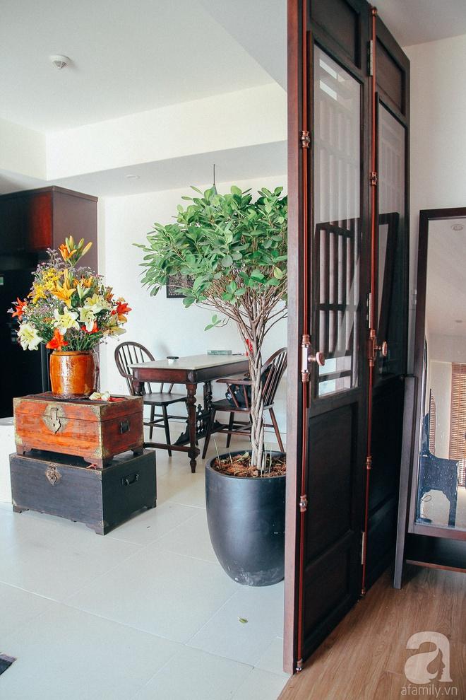 Phảng phất nét xưa trong căn hộ của người đàn ông yêu vẻ đẹp truyền thống Việt ở Sài Gòn - Ảnh 8.