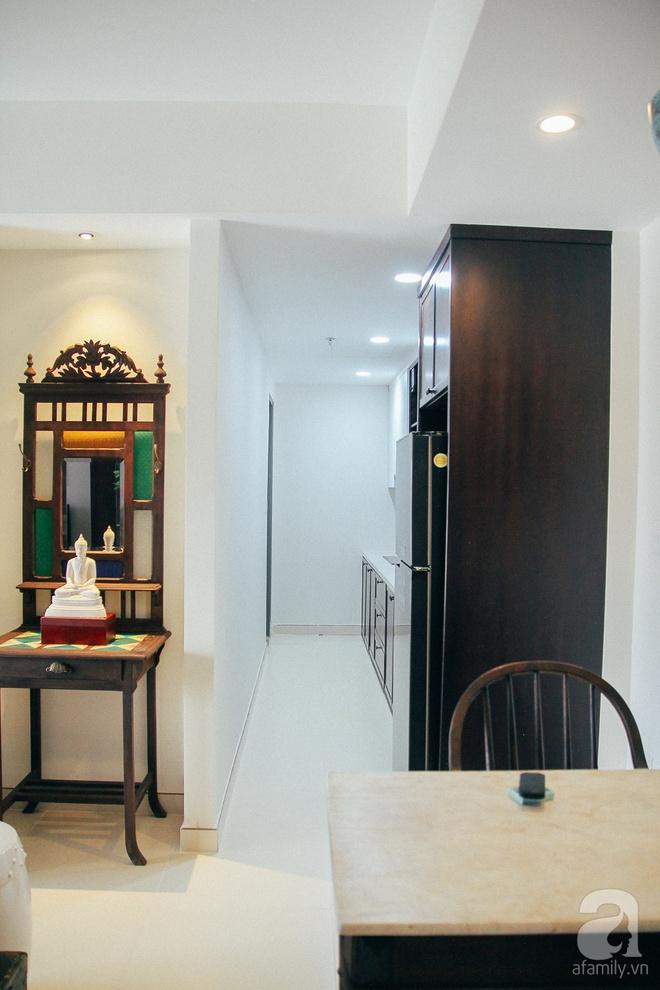 Phảng phất nét xưa trong căn hộ của người đàn ông yêu vẻ đẹp truyền thống Việt ở Sài Gòn - Ảnh 9.