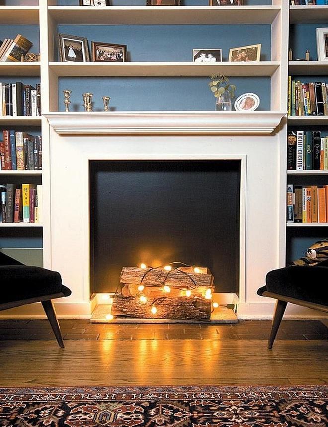 Những điều bạn cần phải biết về việc sử dụng đèn dây trong trang trí phòng khách - Ảnh 2.
