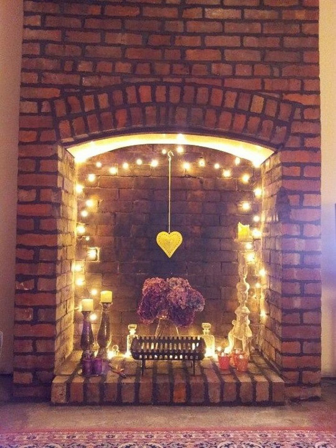 Những điều bạn cần phải biết về việc sử dụng đèn dây trong trang trí phòng khách - Ảnh 3.
