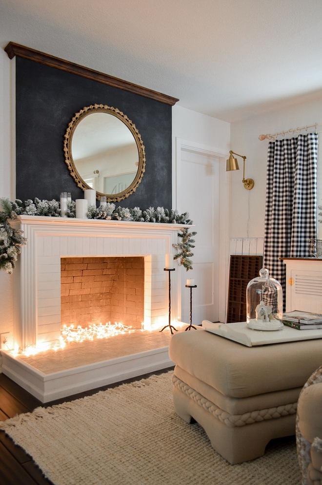 Những điều bạn cần phải biết về việc sử dụng đèn dây trong trang trí phòng khách - Ảnh 5.