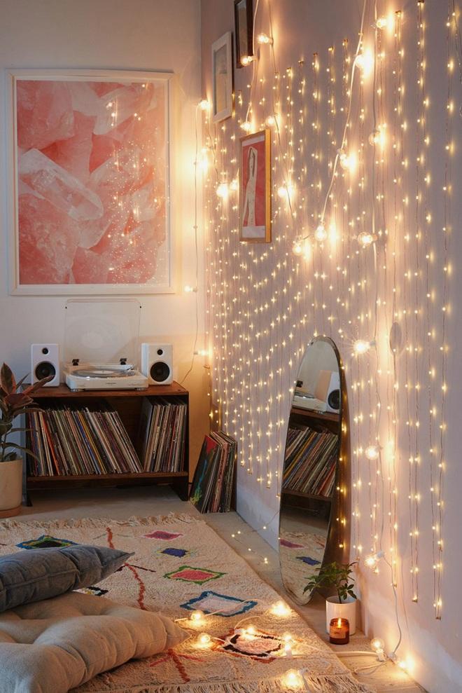 Những điều bạn cần phải biết về việc sử dụng đèn dây trong trang trí phòng khách - Ảnh 15.