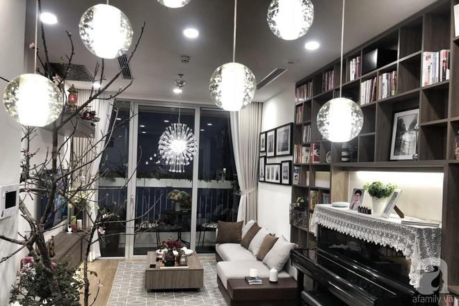 Tận hưởng cuộc sống đúng nghĩa trên tầng cao trong căn hộ nhỏ 72.6m² đẹp như căn hộ mẫu ở Hà Nội - Ảnh 5.
