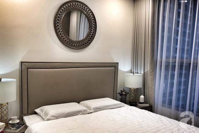 Tận hưởng cuộc sống đúng nghĩa trên tầng cao trong căn hộ nhỏ 72.6m² đẹp như căn hộ mẫu ở Hà Nội - Ảnh 8.