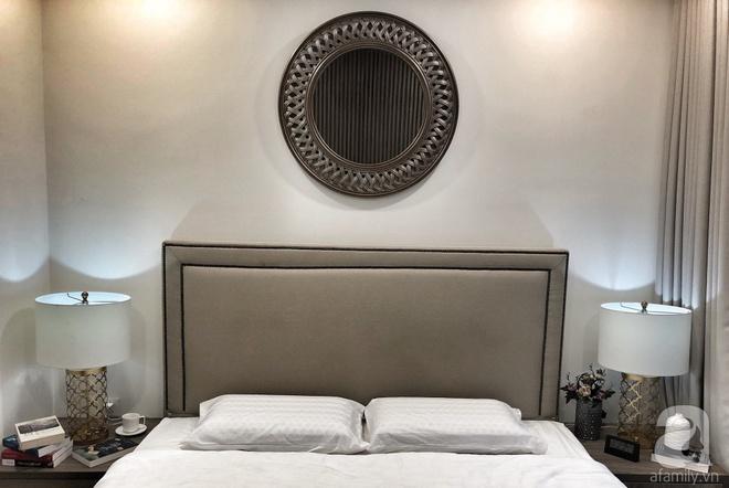 Tận hưởng cuộc sống đúng nghĩa trên tầng cao trong căn hộ nhỏ 72.6m² đẹp như căn hộ mẫu ở Hà Nội - Ảnh 9.