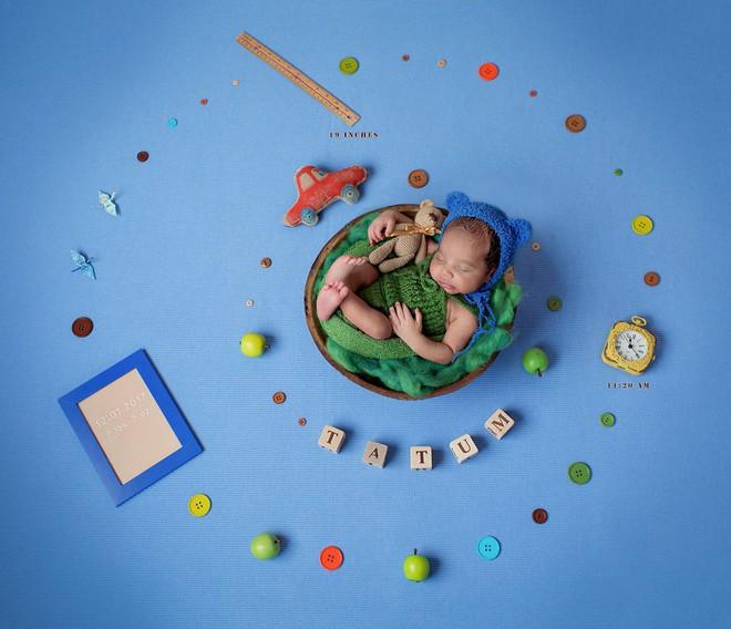 Ngất ngây với chùm ảnh những em bé sơ sinh cuộn tròn say ngủ - Ảnh 28.