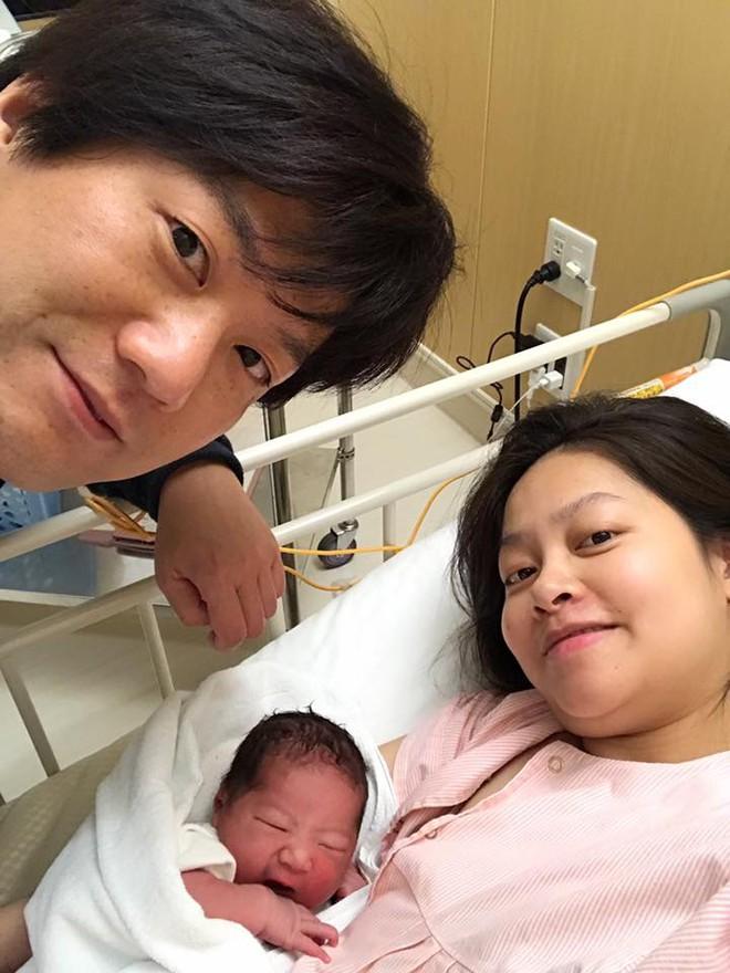 Mẹ Việt ở Nhật chia sẻ trải nghiệm sinh thường sau sinh mổ viên mãn trên đất nước Nhật Bản - Ảnh 2.