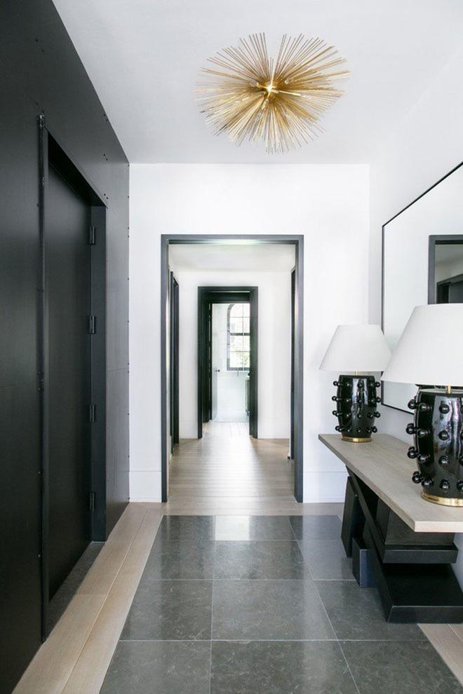 Vẫn chưa là quá muộn để tạo ấn tượng với khách đến nhà ngay từ hành lang - Ảnh 6.