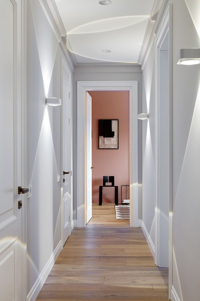 Vẫn chưa là quá muộn để tạo ấn tượng với khách đến nhà ngay từ hành lang - Ảnh 8.