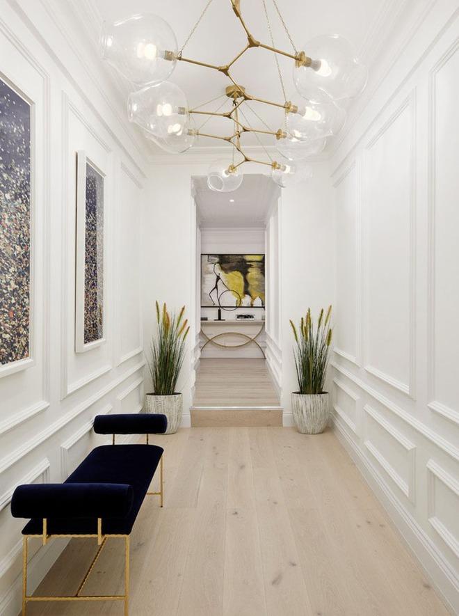 Vẫn chưa là quá muộn để tạo ấn tượng với khách đến nhà ngay từ hành lang - Ảnh 12.