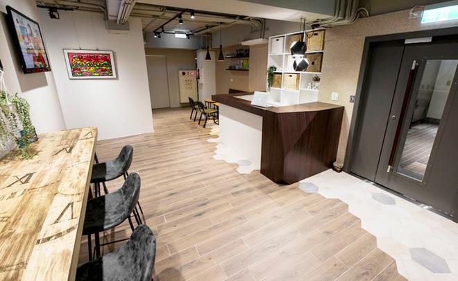 Căn hộ đẹp sang trọng và độc đáo với thiết kế nhiều phòng ngủ vừa ở vừa kinh doanh homestay rất hiệu quả - Ảnh 2.