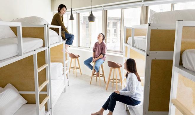 Căn hộ đẹp sang trọng và độc đáo với thiết kế nhiều phòng ngủ vừa ở vừa kinh doanh homestay rất hiệu quả - Ảnh 5.