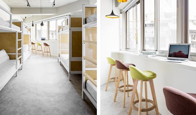 Căn hộ đẹp sang trọng và độc đáo với thiết kế nhiều phòng ngủ vừa ở vừa kinh doanh homestay rất hiệu quả - Ảnh 6.