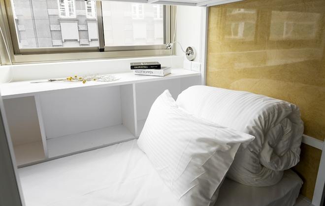 Căn hộ đẹp sang trọng và độc đáo với thiết kế nhiều phòng ngủ vừa ở vừa kinh doanh homestay rất hiệu quả - Ảnh 8.