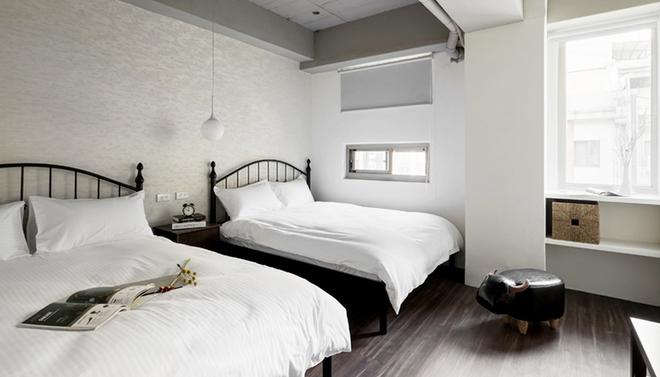 Căn hộ đẹp sang trọng và độc đáo với thiết kế nhiều phòng ngủ vừa ở vừa kinh doanh homestay rất hiệu quả - Ảnh 9.