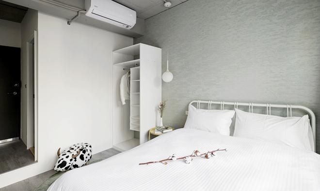 Căn hộ đẹp sang trọng và độc đáo với thiết kế nhiều phòng ngủ vừa ở vừa kinh doanh homestay rất hiệu quả - Ảnh 12.