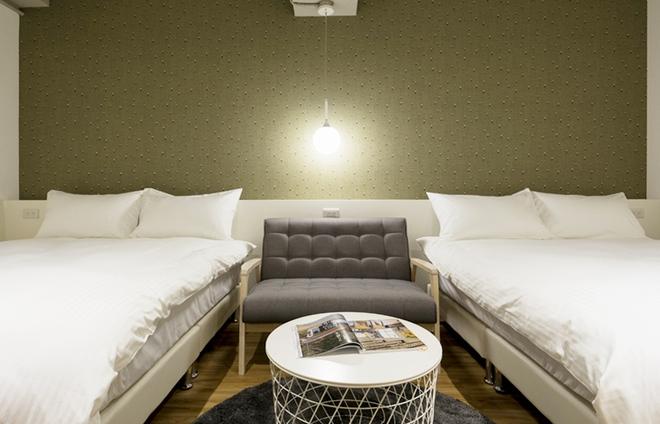 Căn hộ đẹp sang trọng và độc đáo với thiết kế nhiều phòng ngủ vừa ở vừa kinh doanh homestay rất hiệu quả - Ảnh 13.