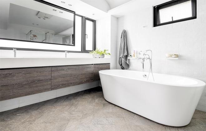 Căn hộ cuốn hút mọi ánh nhìn nhờ ưu ái thiết kế với chất liệu gỗ - Ảnh 16.