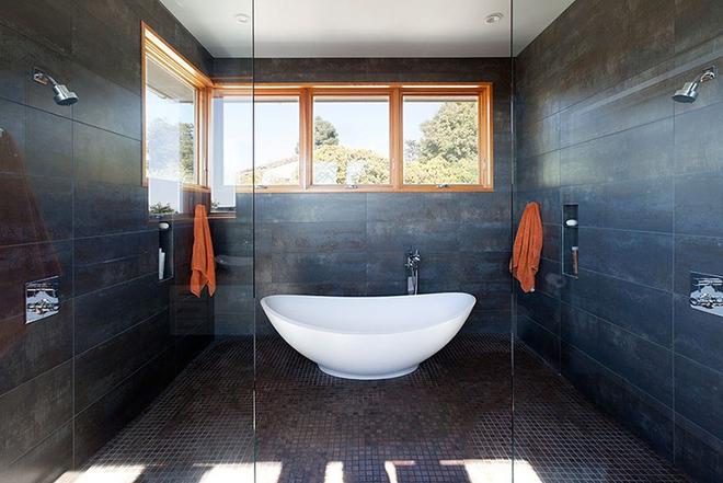 Những mẫu bồn tắm dưới đây sẽ giúp nhà tắm tỏa sáng bất ngờ - Ảnh 11.