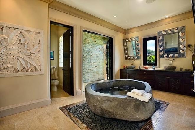 Những mẫu bồn tắm dưới đây sẽ giúp nhà tắm tỏa sáng bất ngờ - Ảnh 12.